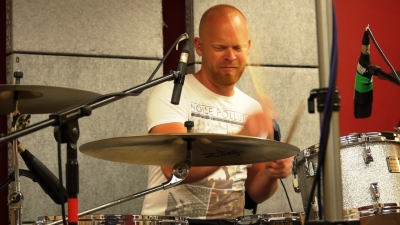 Tim Price - The Lockerz - drummer